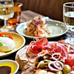 A wide range of Food and Drink Options available at the Arteastiq